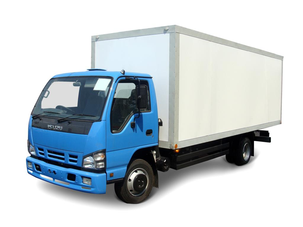 Isuzu изотерма 4.5 тонн