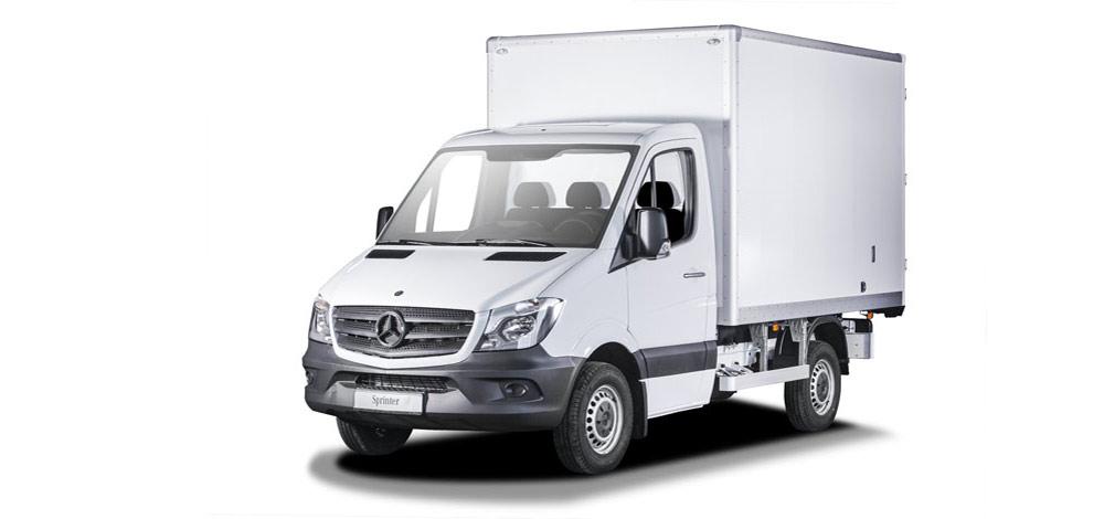 Mercedes фургон 1.5 тонны
