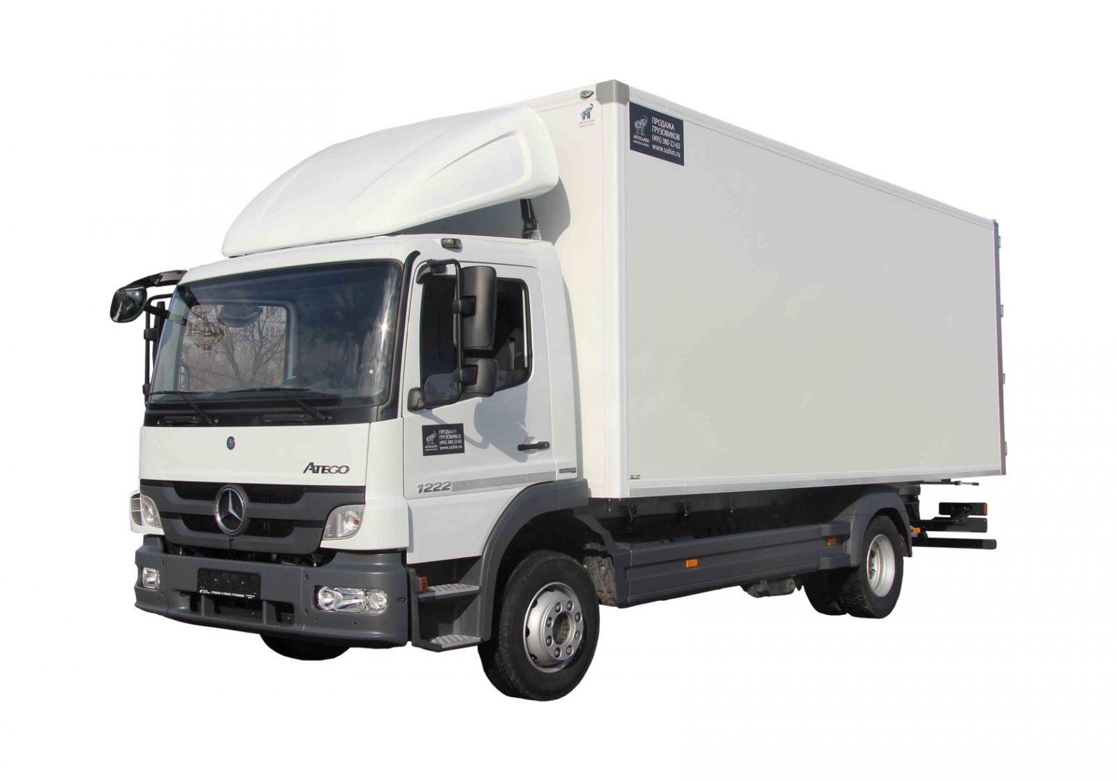 Mercedes фургон 11 тонн