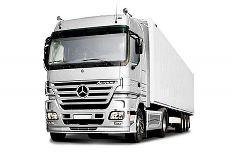Mercedes фургон 20 тонн