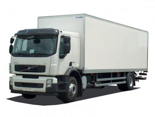 Volvo фургон 15 тонн