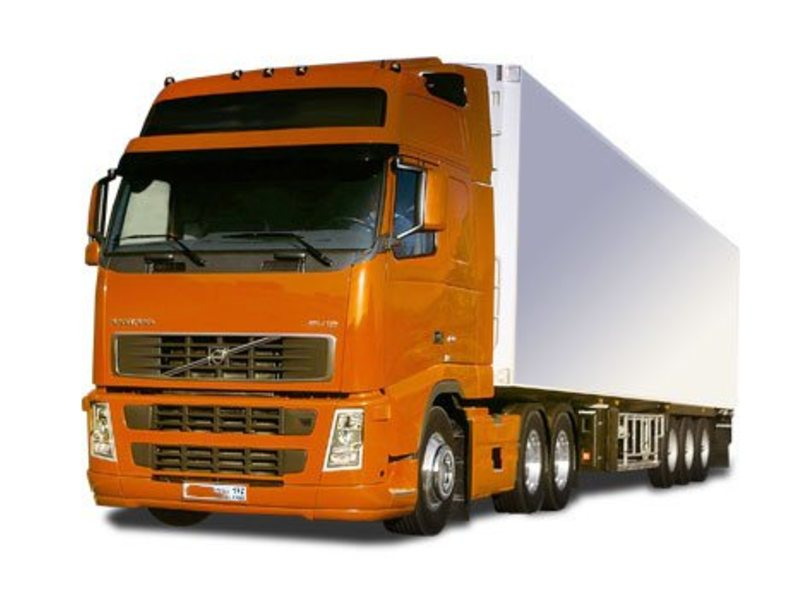 Volvo фургон 25 тонн